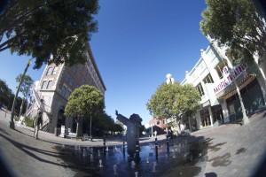 Town Plaza. Photo by Nicholas Busalacchi