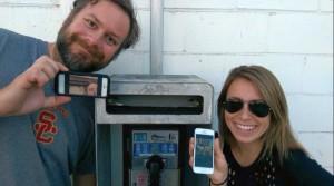 Venice payphone group challenge